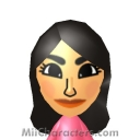 Kim Kardashian Mii Image by Rock Lee
