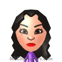 Kourtney Kardashian Mii Image by Rachel