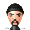 Ice-T Mii Image by Bradwii