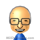 Larry King Mii Image by Ajay