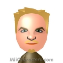 Randy Hickey Mii Image by Ajay