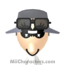 White Spy Mii Image by Woodstock