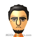 Nick Diaz Mii Image by Jessii