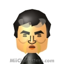 Gordon Brown Mii Image by D. Maria