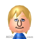 Boris Johnson Mii Image by Peachy Pie