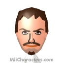 Robert Downey Jr. Mii Image by St. Patty