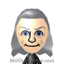 Dr. Who Mii Image by Peachy Pie