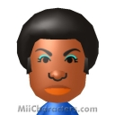 Aretha Franklin Mii Image by Dan