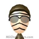The Invisible Man Mii Image by Big Zed