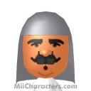 The Iron Sheik Mii Image by Daffy Duck