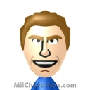 Will Ferrell Mii Image by Big Zed
