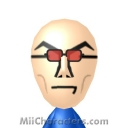 Mr. Freeze Mii Image by phi