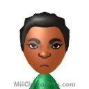 Donald Glover Mii Image by Dann
