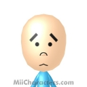 Karl Pilkington Mii Image by Dann