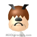 Sam Sheepdog Mii Image by Daffy Duck