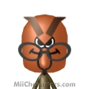 Wile E. Coyote Mii Image by Daffy Duck
