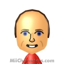 Gerald Ford Mii Image by Russnoob