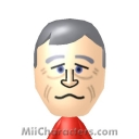 George H. W. Bush Mii Image by Russnoob
