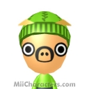 Pig Mii Image by *AngryFan*