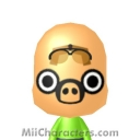 King Pig Mii Image by *AngryFan*