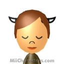 Pebbles Flintstone Mii Image by Daffy Duck