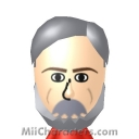 Rutherford B. Hayes Mii Image by Russnoob