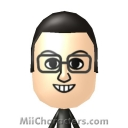 Buddy Holly Mii Image by Michael J
