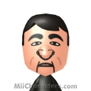Howard Cosell Mii Image by Daffy Duck