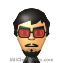Tony Stark Mii Image by jr.