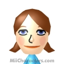 Pepper Potts Mii Image by BadPiggies