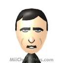 Rod Serling Mii Image by Daffy Duck