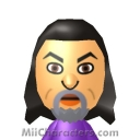 Captain Lou Albano Mii Image by Daffy Duck