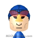 Blue Falcon Mii Image by LYJ12