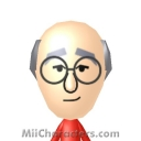 Larry David Mii Image by Dann