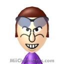 Dick Dastardly Mii Image by LYJ12