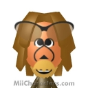 Lippy the Lion Mii Image by LYJ12