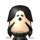 Ghost Mii Image by King Tut