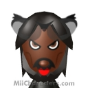 Werewolf Mii Image by IncredaMii
