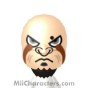 Kratos Mii Image by B1LL