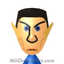 Mr. Spock Mii Image by Arlete