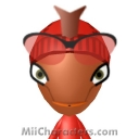 Scizor Mii Image by Dragon