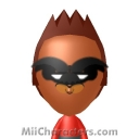 Super Red Bird Mii Image by BadPigSupr