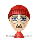 Jacques Cousteau Mii Image by Mr.Pig