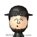 Pilgrim Mii Image by mark gook