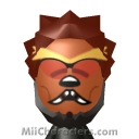 Werewolf Mii Image by SUE
