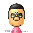 Reverend Lovejoy Mii Image by SimpsonGuy