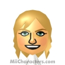 Ashlee Simpson (After) Mii Image by Brandon