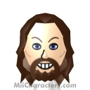 Buddy Christ Mii Image by Eric