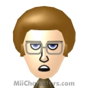 Napoleon Dynamite Mii Image by Johnny