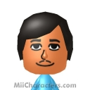 Pedro Sanchez Mii Image by zach